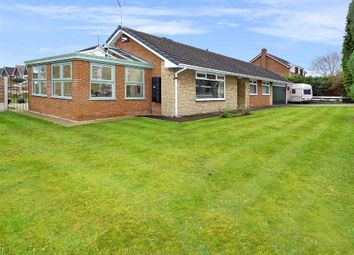 Thumbnail 3 bed detached bungalow for sale in Bladon Crescent, Alsager, Stoke-On-Trent