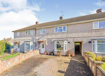 4 bed terraced house for sale in Walthamstow Drive, Mackworth, Derby DE22