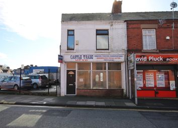 Thumbnail 1 bed end terrace house for sale in Albert Road, Widnes