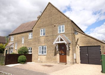 Thumbnail 3 bed semi-detached house for sale in Woodland View, Woodmancote, Cirencester, Gloucestershire