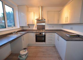 Thumbnail 3 bed semi-detached house to rent in Castle Drive, Northborough, Peterborough