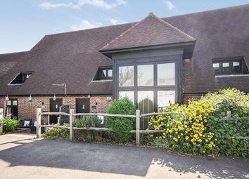 Thumbnail 2 bed terraced house to rent in Tithe Barn Eynsford Road, Crockenhill, Swanley