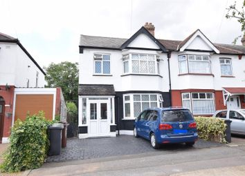 Thumbnail 3 bed end terrace house for sale in Kings Avenue, Chadwell Heath, Romford