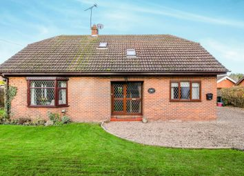 Thumbnail 3 bed detached bungalow for sale in Back Lane, Campsall, Doncaster