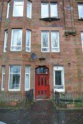 Thumbnail 1 bedroom flat to rent in Dyke Street, Baillieston, Glasgow