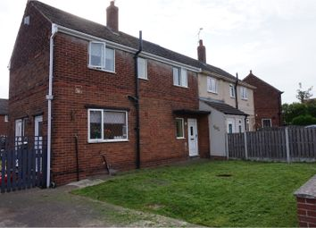 Thumbnail 3 bed semi-detached house for sale in Greenhill Avenue, Pontefract