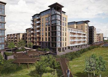 Thumbnail 1 bedroom flat to rent in Skylark House, Drake Way, Reading