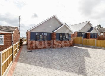 Thumbnail 4 bed detached bungalow for sale in Imperial Avenue, Minster On Sea, Sheerness