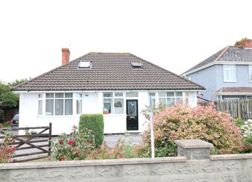 Thumbnail 5 bed detached bungalow for sale in Locking Road, Weston-Super-Mare