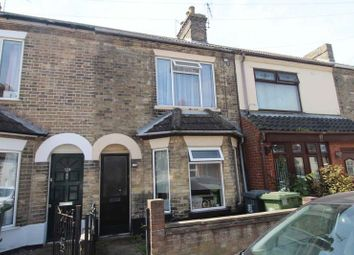 Thumbnail 3 bed terraced house for sale in Trafalgar Road West, Gorleston, Great Yarmouth