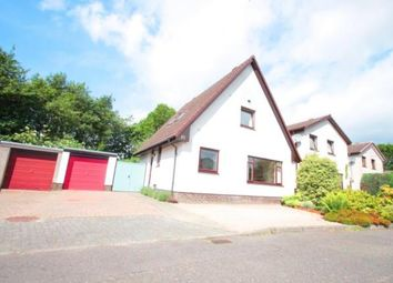 Thumbnail 4 bedroom detached house for sale in Wemyss Court, Glenrothes, Fife