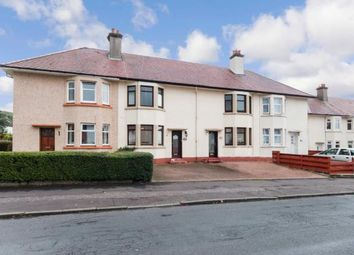 Thumbnail 2 bed terraced house for sale in Flatt Road, Largs, North Ayrshire