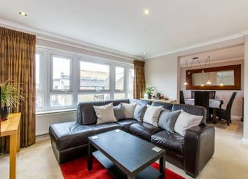 Thumbnail 3 bed flat to rent in Wandsworth Common West Side, Wandsworth Common