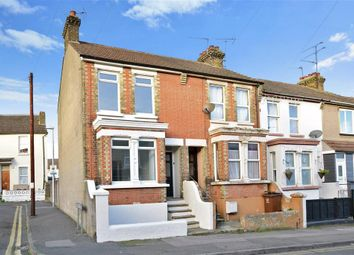 Thumbnail 3 bed end terrace house for sale in Barnsole Road, Gillingham, Kent