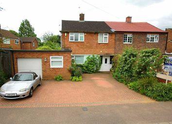 Thumbnail 4 bed semi-detached house for sale in Alldicks Road, Hemel Hempstead
