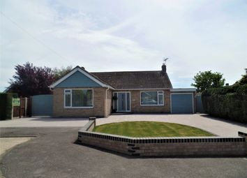 Thumbnail 2 bed detached bungalow for sale in Fields Close, Weeley, Clacton-On-Sea