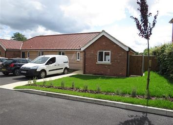 Thumbnail 2 bed bungalow to rent in Norman Close, Thurlton, Norwich