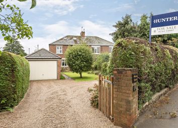 Thumbnail 3 bed semi-detached house for sale in Leyburn Road, Masham, Ripon