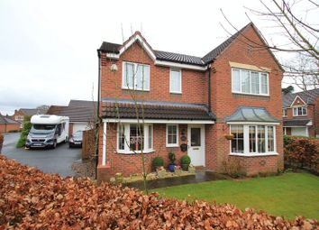 Thumbnail 4 bed detached house for sale in Burton House Gardens, Stafford
