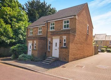 Thumbnail 2 bed semi-detached house for sale in Wren Close, Stapleton, Bristol, Somerset
