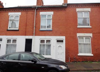 Thumbnail 2 bedroom terraced house for sale in Tyrrell Street, Off Tudor Road, Leicester