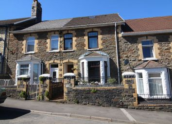 Thumbnail 4 bed terraced house for sale in Mound Road, Maesycoed, Pontypridd