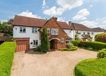 Thumbnail 4 bed detached house for sale in Dukes Wood Avenue, Gerrards Cross