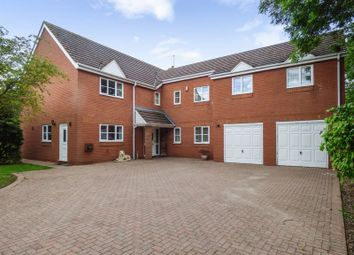 Thumbnail 5 bed detached house for sale in Brockhill Lane, Norton, Worcester
