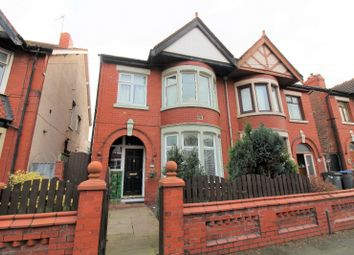 Thumbnail 4 bedroom semi-detached house for sale in Kensington Road, Blackpool