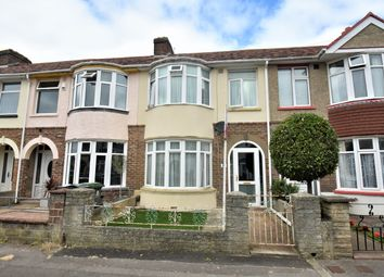 Thumbnail 3 bed terraced house to rent in Welch Road, Gosport