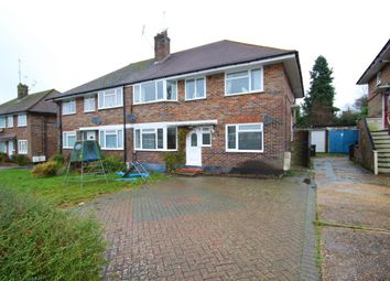 Thumbnail 2 bed flat for sale in Halsford Park Road, East Grinstead