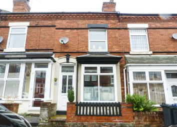 Thumbnail 2 bed terraced house for sale in Frances Road, Kings Norton, Birmingham