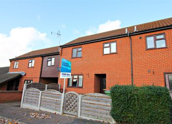 Thumbnail 3 bed property for sale in Cowper Close, Mundesley, Norwich