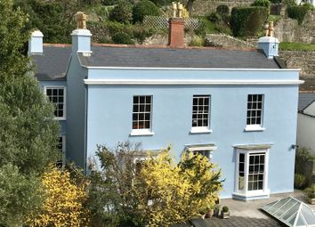 Thumbnail 5 bedroom detached house for sale in Hill Road, Clevedon, North Somerset