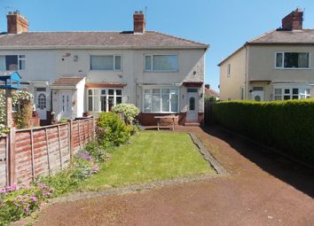 Thumbnail 2 bedroom end terrace house for sale in Windsor Oval, Thornaby, Stockton-On-Tees