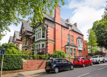 Thumbnail 3 bed flat for sale in Ninian Road, Roath Park