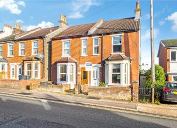 Thumbnail 2 bed semi-detached house for sale in Devizes Road, Salisbury, Wiltshire