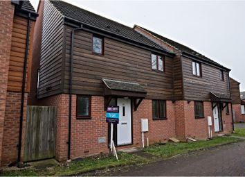 Thumbnail 3 bed semi-detached house to rent in Chasewater Crescent, Milton Keynes