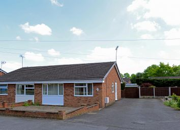 Thumbnail 2 bed bungalow for sale in Newfield Drive, Shrewsbury