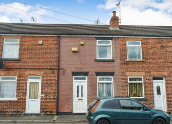Thumbnail 2 bed terraced house for sale in Verney Street, New Houghton, Mansfield