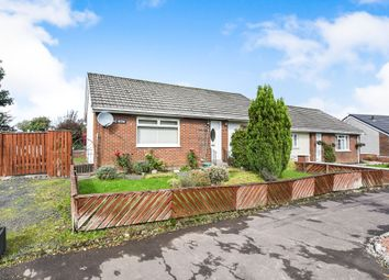 Thumbnail 2 bed semi-detached bungalow for sale in Cowans Row, Crookedholm, Kilmarnock