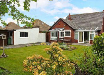Thumbnail 3 bedroom detached bungalow for sale in Elmhurst Road, St. Annes, Lytham St. Annes