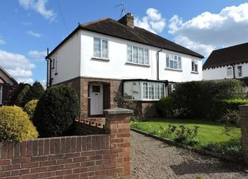Thumbnail 3 bed semi-detached house for sale in Brewery Lane, Byfleet, Surrey