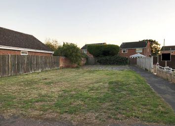 Thumbnail Land for sale in Land Hadley Crescent, Heacham, King's Lynn, Norfolk