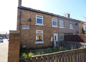 Thumbnail 2 bedroom terraced house to rent in Rosalind Street, Ashington
