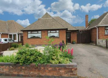 Thumbnail 2 bed detached bungalow for sale in Boswell Street, Narborough, Leicester