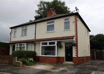 Thumbnail 3 bed semi-detached house for sale in Gorse Grove, Ribbleton, Preston