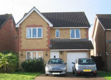 Thumbnail 4 bed detached house to rent in Sinclair Close, Fenchurch Road, Maidenbower, Crawley