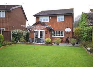 Thumbnail 3 bed detached house for sale in The Park, Penketh, Warrington