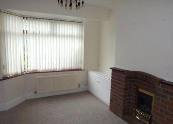 Thumbnail 2 bed semi-detached house to rent in Warren Road, Warrington